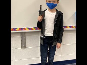 Mason H. - Grade 2