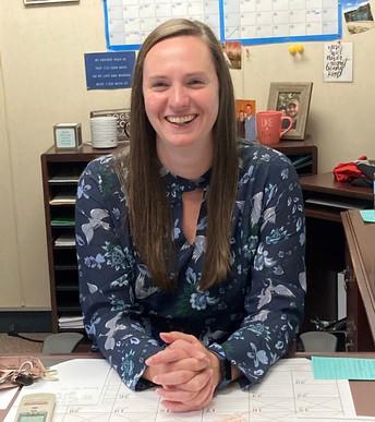 Mrs. Kalwanaski: Principal