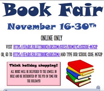 Lowell Book Fair