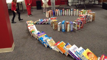 Cereal Box Donation Deadline Extended
