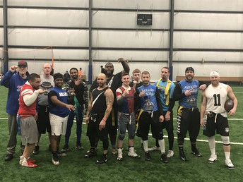 Adult Flag Football!