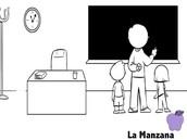 MANZANA VIOLETA  (Clases privadas)