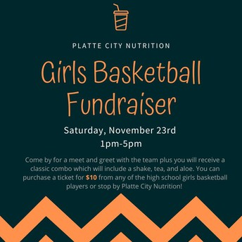 GIRLS BASKETBALL FUNDRAISER