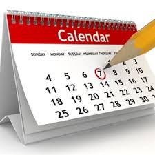 Update to District Calendar for 2018-2019 School Year