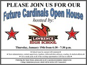 Future Cardinals Open House
