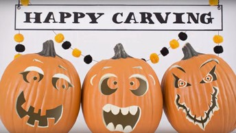 Pumpkin Painting and Carving Contest