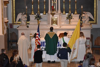 Thank you to everyone who came out to support the opening of Catholic Schools Week.