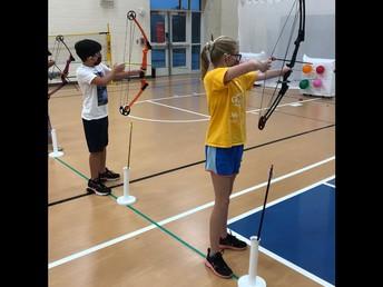 Archery in PE
