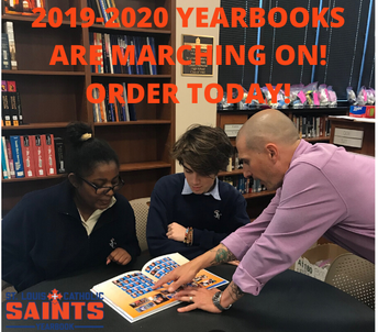 Yearbooks Marching On!