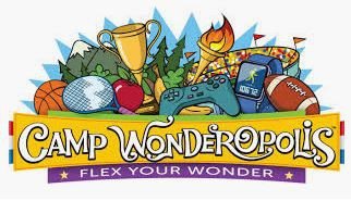 This Summer Sign-Up for Camp Wonderoplis-It's FREE!
