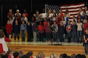 2nd and 3rd Graders performed!