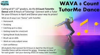 Do The WAVA 8 Count TutorMe Dance!