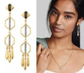 Terra earrings £20 RRP £40
