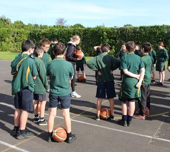 The Hawera Basketball Association