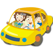 Carpool- Drop off and Pick up reminders