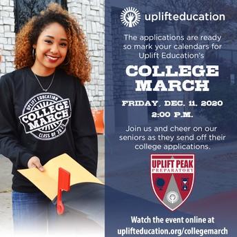 Senior College & Career March