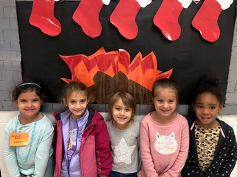 Pre-K and Kindergarten Citizens of the Month