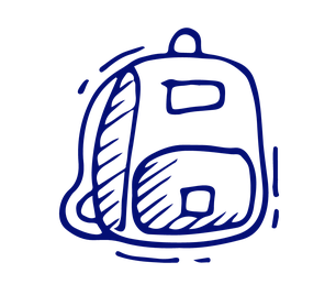CCSD 89 on-line backpack