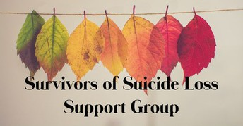 Suicide Loss group to meet at St. Anthony Parish