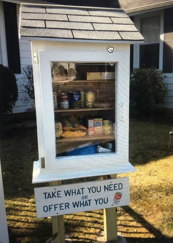 Pine Beach Chapel Food Pantry