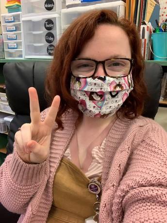 Madison Kozeny, 3rd Grade Teacher