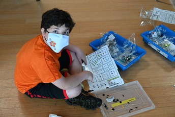 Orange Group Digs Into Engineering Kits