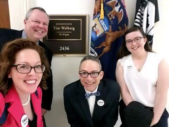Visiting Congress!