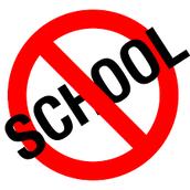 NO SCHOOL - 10/20