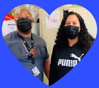 Mr. Henry & Ms. Nika
