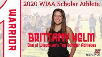 Congratulations Brittany!