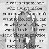 We Love our Coaches!