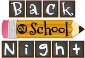 PTO Ice Cream Social and Back to School Night - Thursday, August 29th