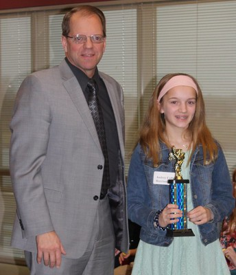 Cass County Spelling Bee