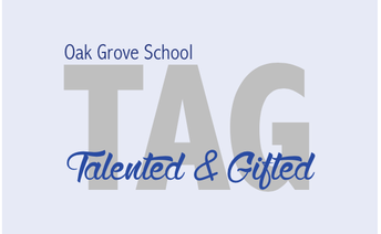 2020 - 2021 Talented and Gifted (TAG) Screening