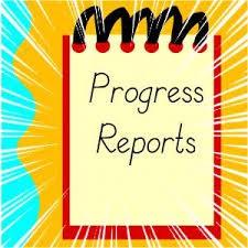 Informes de progreso enviados a casa el 20 de noviembre