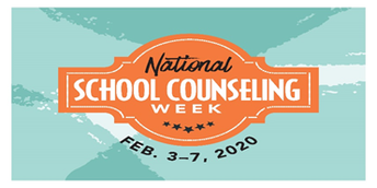School Counselors Celebrate During National School Counseling Week, Feb. 3–7, 2020