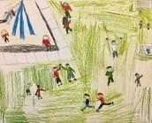 5th Grade Art Winner