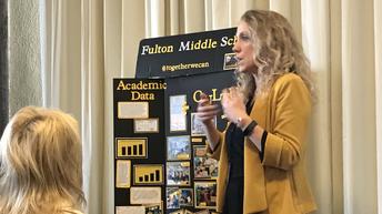 2019 Exemplary School Fulton MS