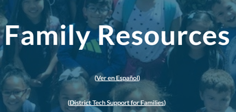 SMFCSD DISTANCE LEARNING RESOURCE PAGE