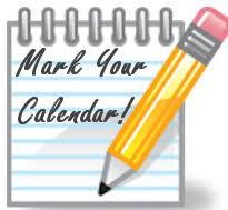 PGMS PTSA Association Meeting Dates