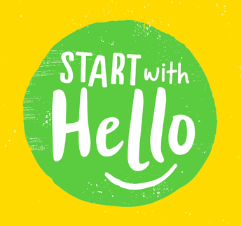 Start With Hello Week - September 23 - 27
