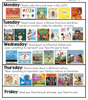 Read Across America continues all week!