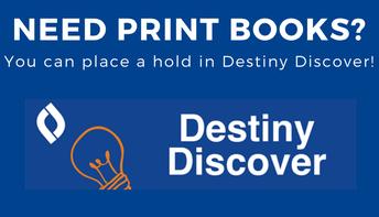 Need print books?