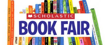 ELEMENTARY BOOK FAIR: Oct. 22-26th