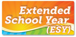 Extended School Year Programs for Eligible Special Education Students