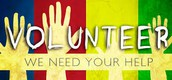 Volunteers Needed for Teacher Appreciation Week