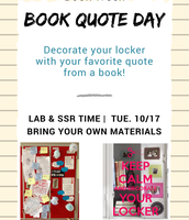 Book Quote Day