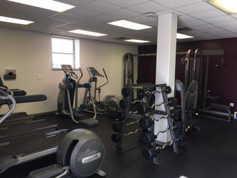 HCS Employee Fitness Center