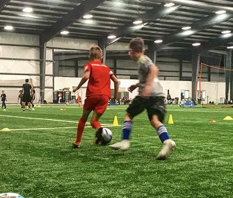 Rec/Travel: 7v7 (U9-U10): Winter Indoor League