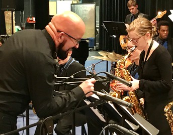 Great learning experience, performance for Jazz Band